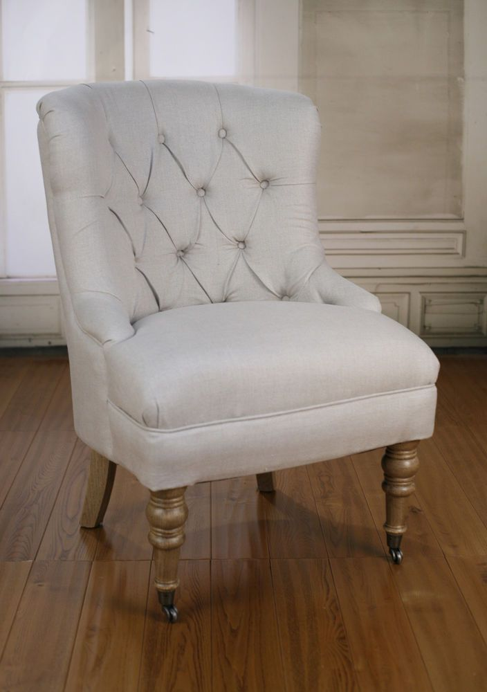 Best 2 X Bedroom Chairs French Provincial Usa Oak 100 Linen 400 x 300