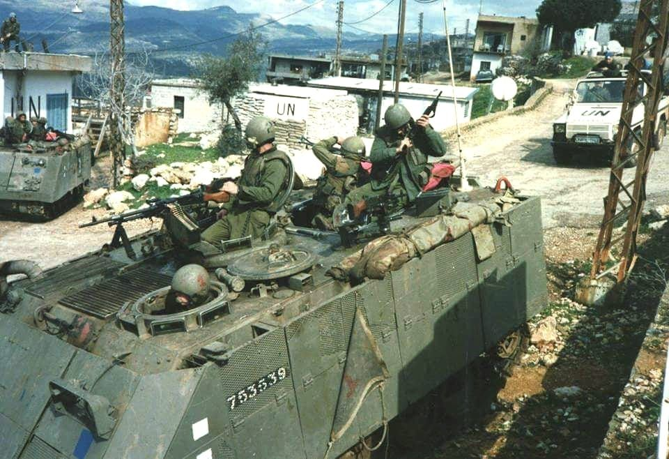 Idf Zelda In South Lebanon Military Pictures Military Conflict