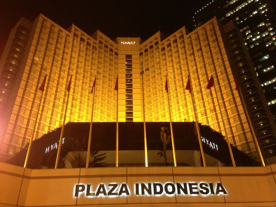 Plaza Indonesia Indonesia fashion week, Indonesia