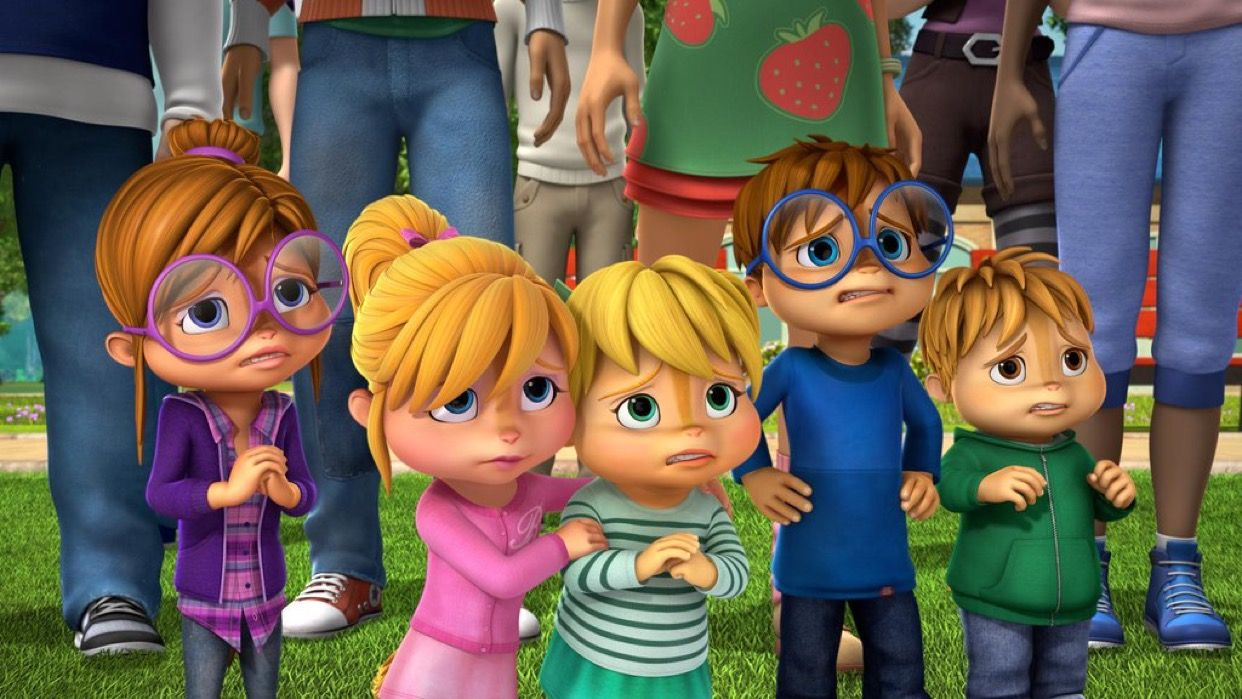 Alvinnn And The Chipmunks Brittany And Alvin alvinnn and the chipmunks | alvin and the chipmunks