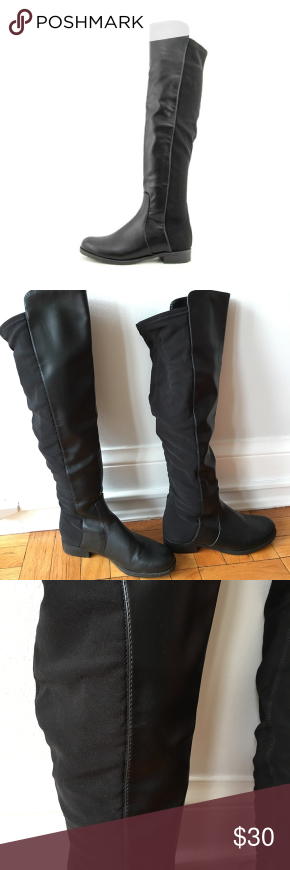 d55909ef814 Unisa Gillean 2 Round Toe Synthetic Over Knee Boot Only worn once! The Unisa  Gillean 2 Boots feature a Synthetic upper with a Round Toe.