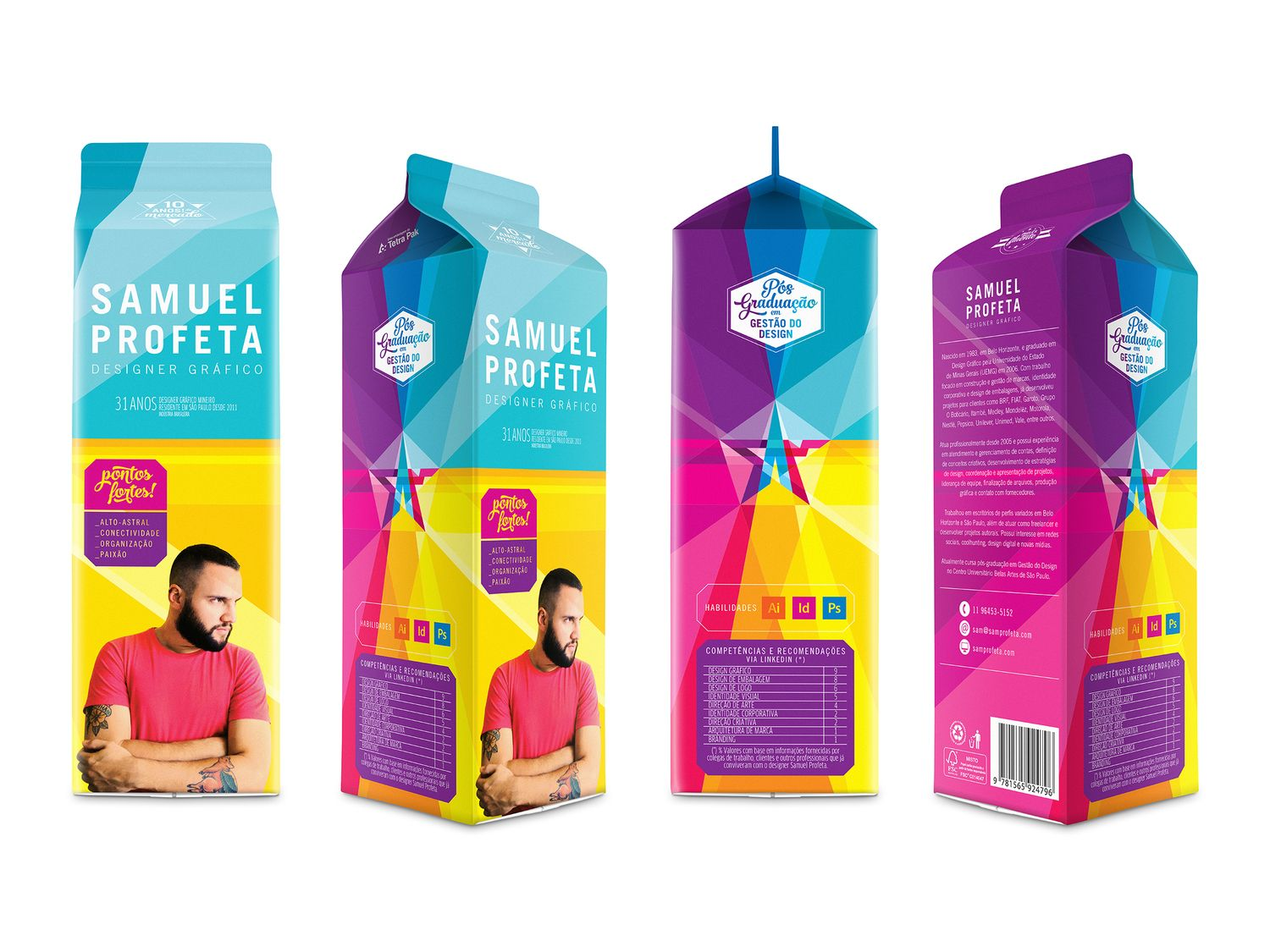 student creative resume food packaging design graphic designers