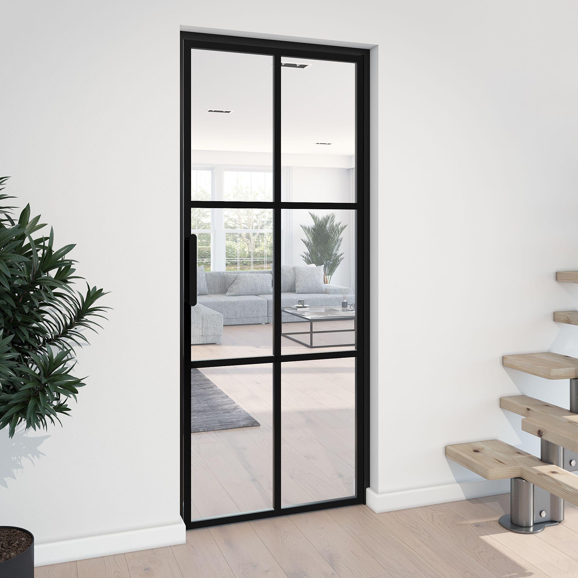 Loft doors – Icon Loft Lite Standard – model 4