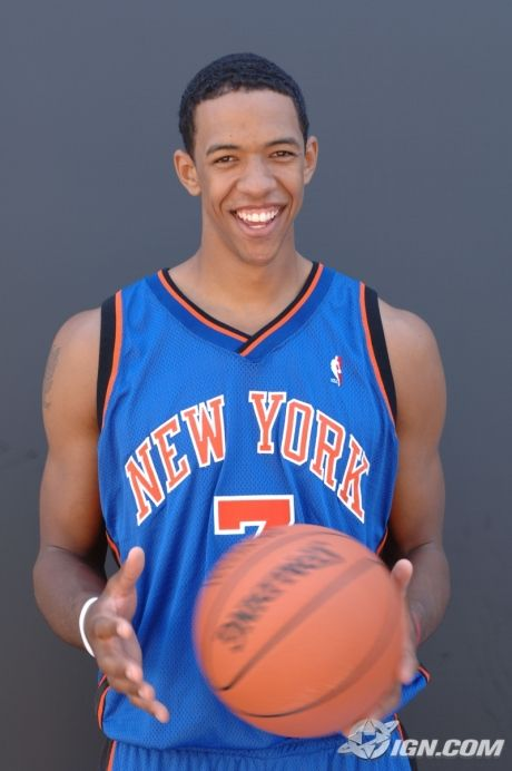 Channing Frye Knicks