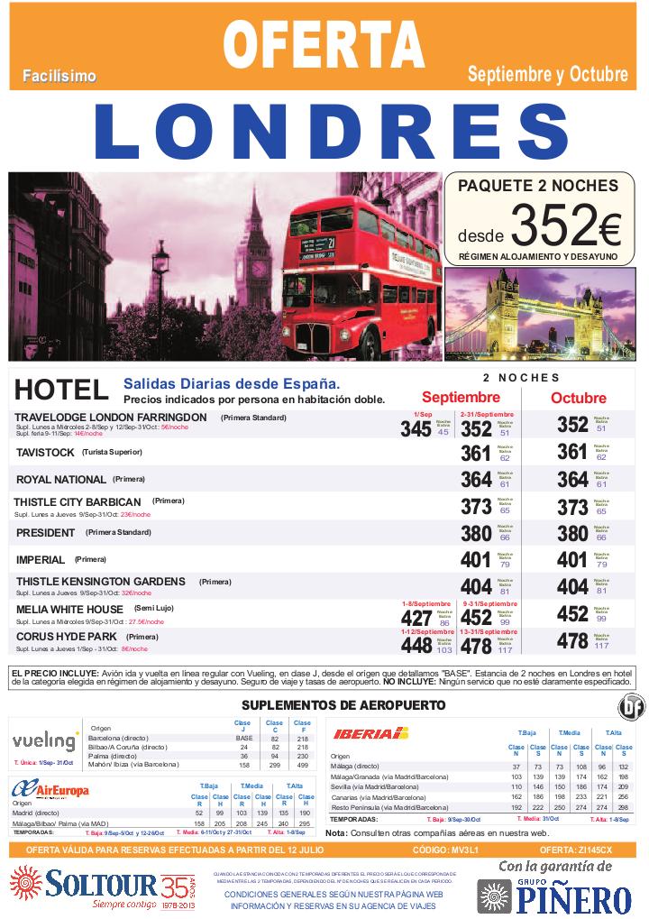 Londres Avión Hotel Londres Salidas Desde Madrid Http Zocotours Com Londres Avion Hotel Londres Salidas Desde Madrid Hotel