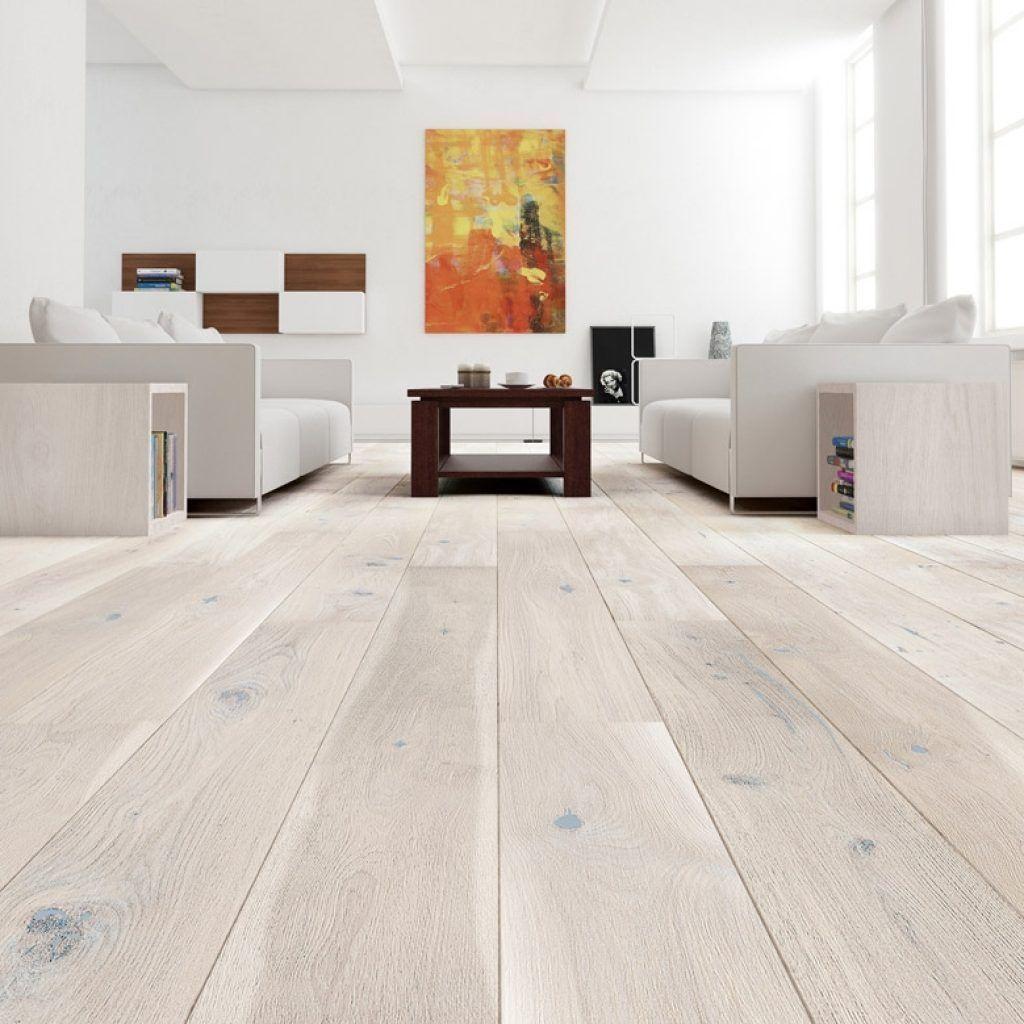 Extra Wide Plank Engineered Wood Flooring European white