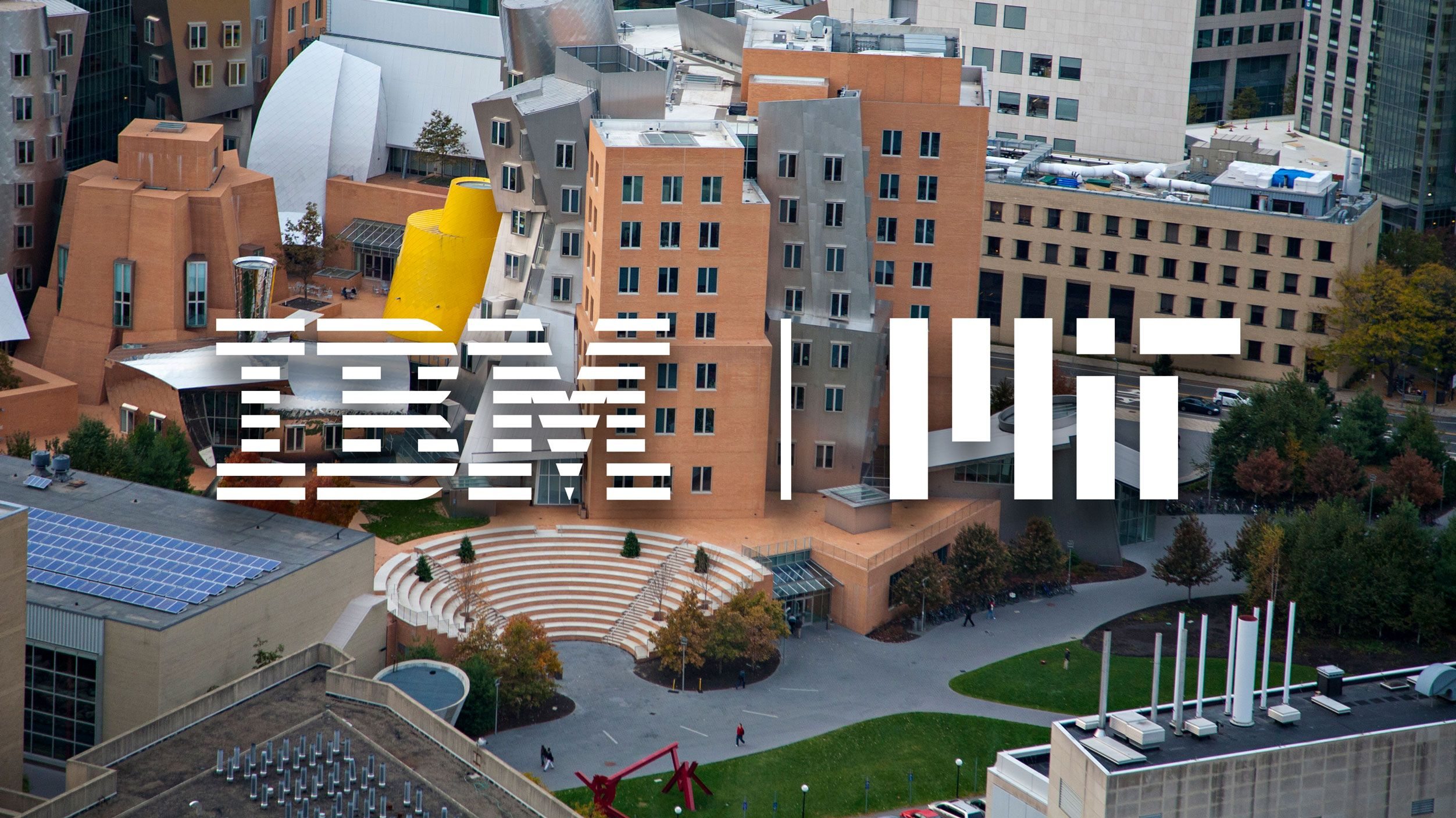 Ibm And Mit Pen 10 Year 240m Ai Research Partnership