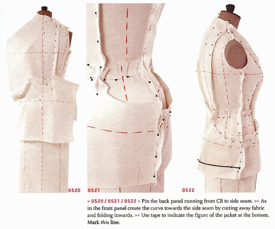 Draping Art And Craftsmanship In Fashion Design By Annette Duburg And Rix Van Der Tol How To Make Clothes Couture Sewing Fashion