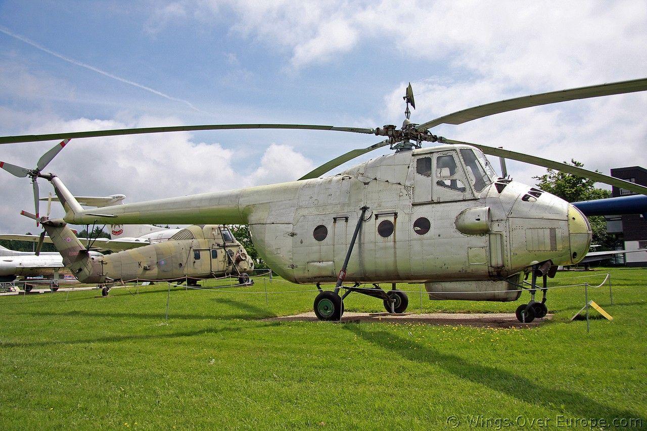 Mil Mi-4 Hound | Flight Simulator Aircraft Catalog
