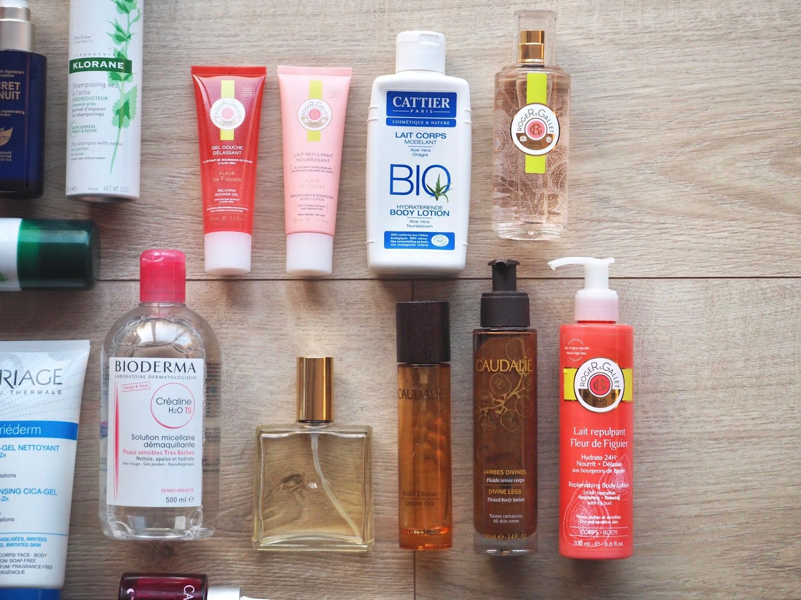 best french skin products