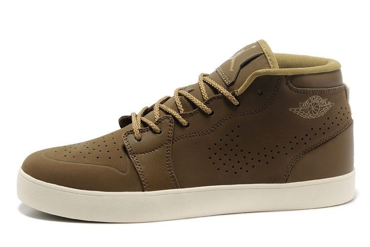 pretty nice ec196 a2ef1 ... sale adidas air jordan v.1 chukka lysbrun beige herre ac18d 4e527