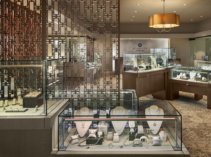 The Jewelry Is Not The Only Beautiful Thing In This Photo Our Rectangular Lattice Room