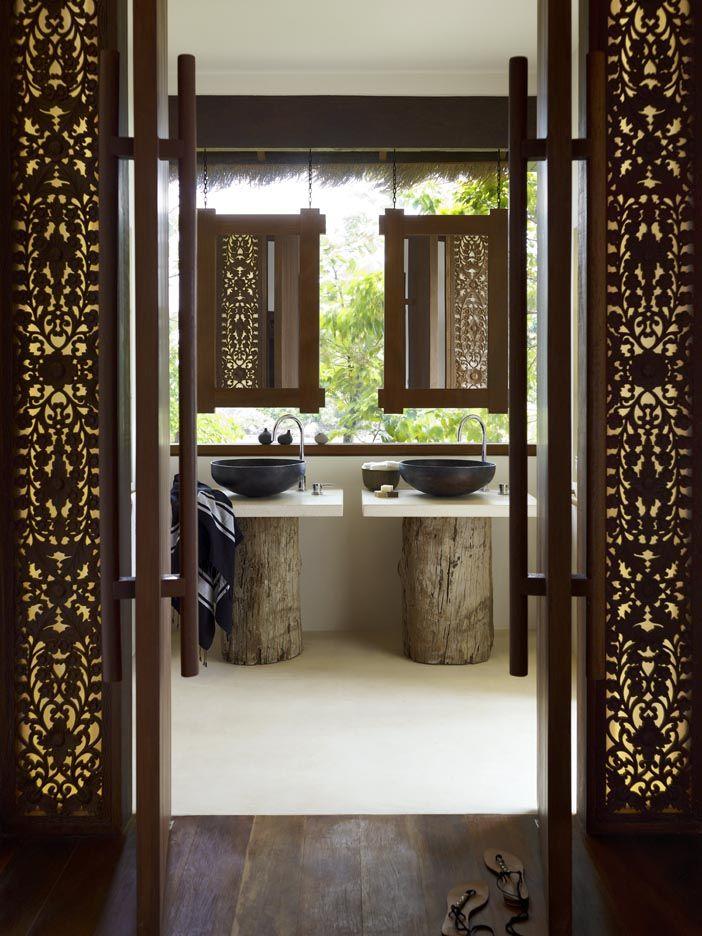 25 Best Asian Bathroom Design Ideas Asiatische Wohndekorationen