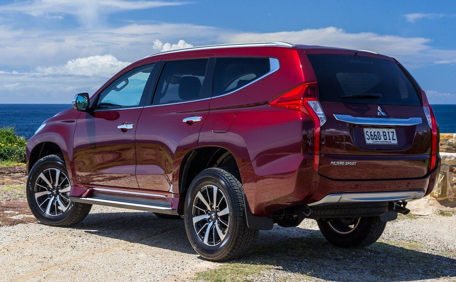 2019 Mitsubishi Sports Specs and Review Mitsubishi