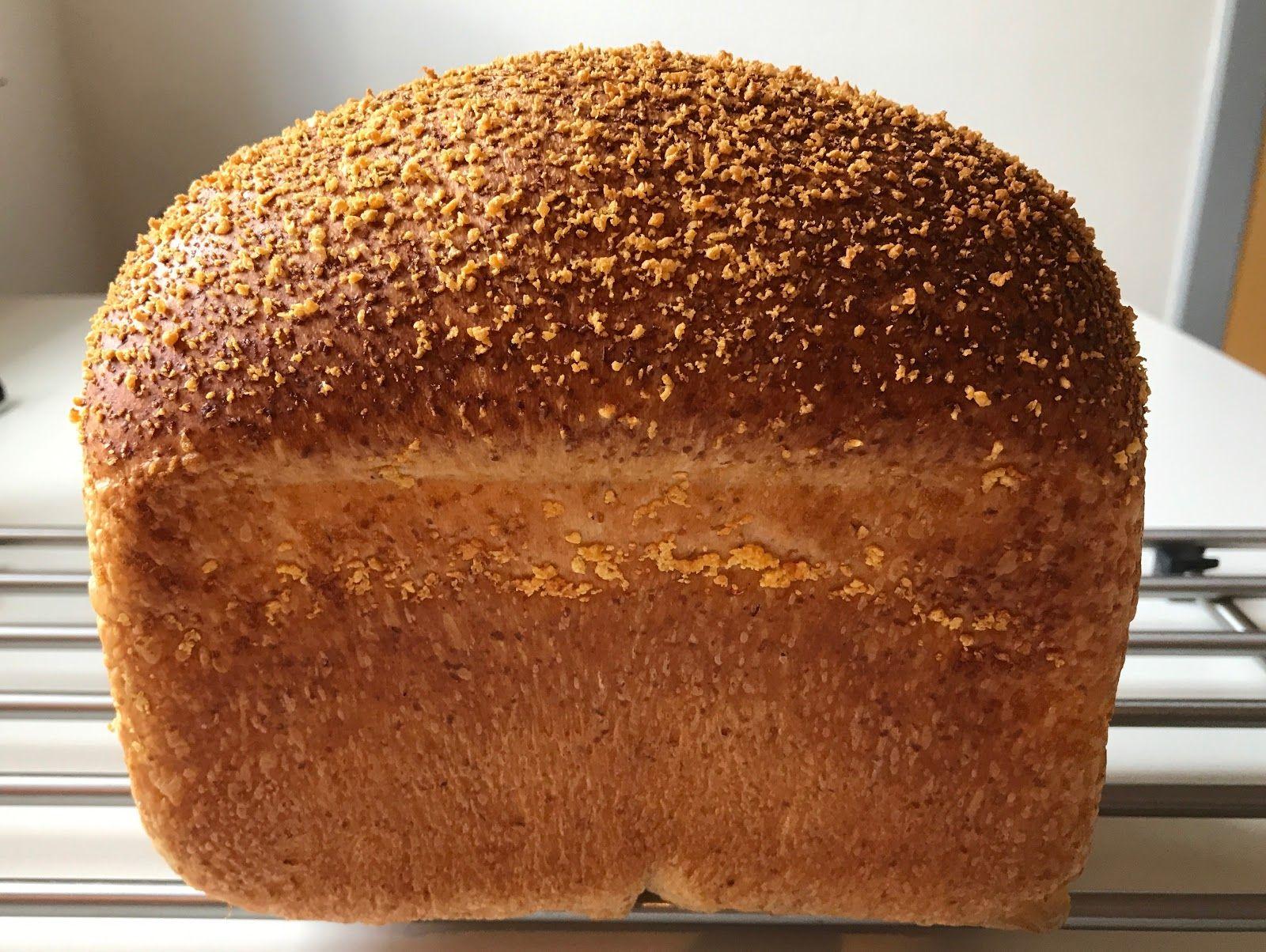 brød bagt i dampovn