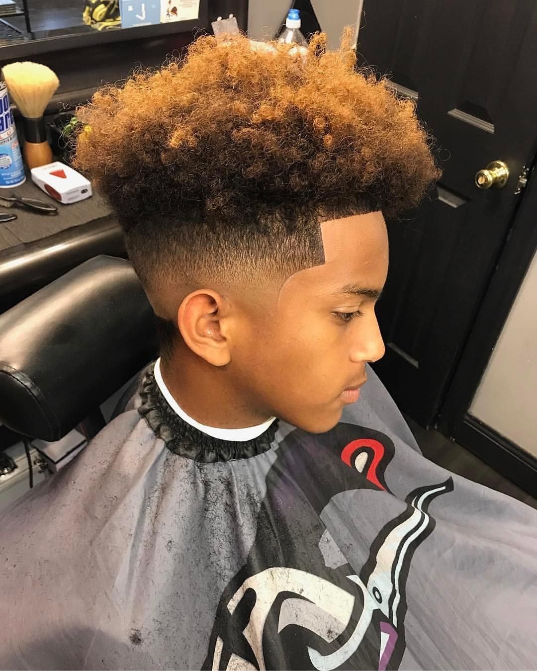 macho_rodriguez 19 years old | Boys colored hair, Black boys haircuts, Boy  hairstyles