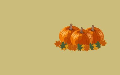 Pumpkins And Leaves Wallpaper Pumpkin Halloween Wallpaper Leaf Wallpaper