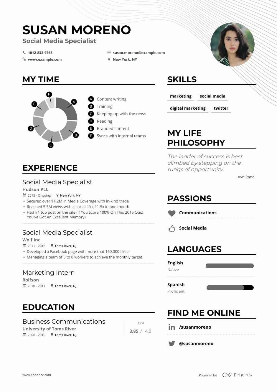27+ Marketing skills resume 2020 Resume Examples