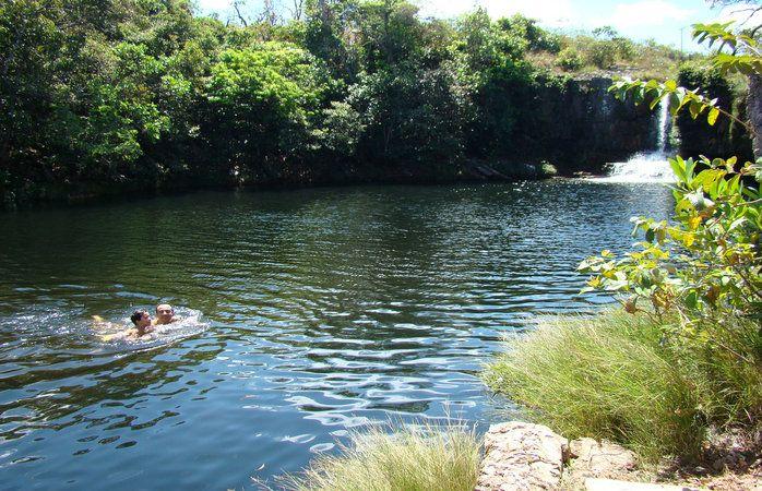Basicamente, não tem tempo ruim para visitar o Parque Nacional da Chapada dos Veadeiros… © Ricardo Pipo