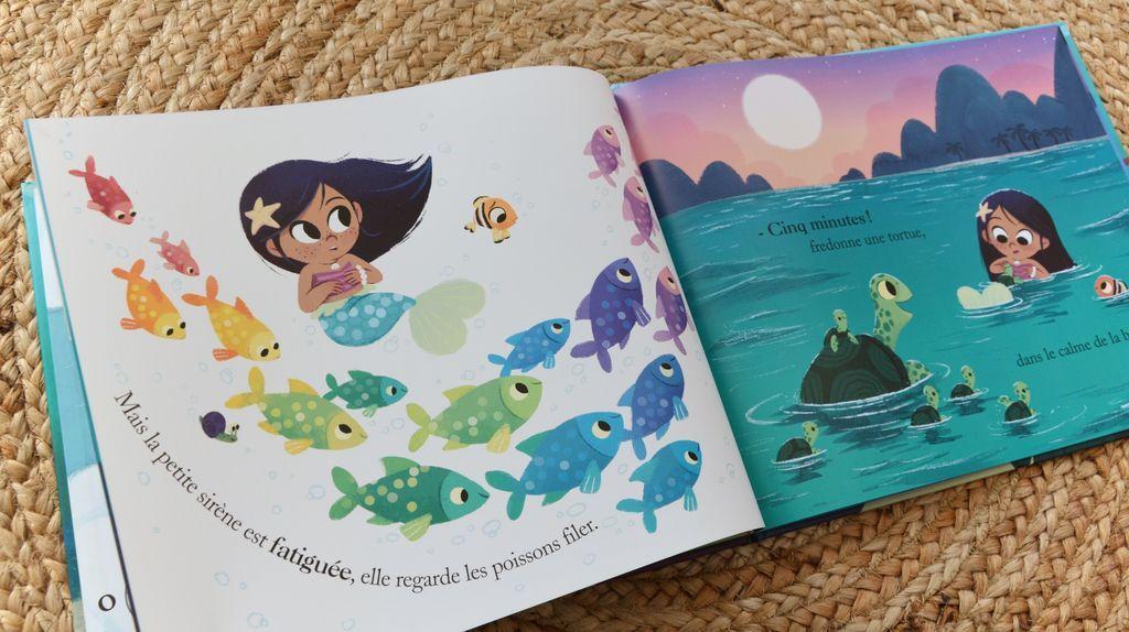 Au Lit Petite Sirene Petite Sirene Petit Sirene