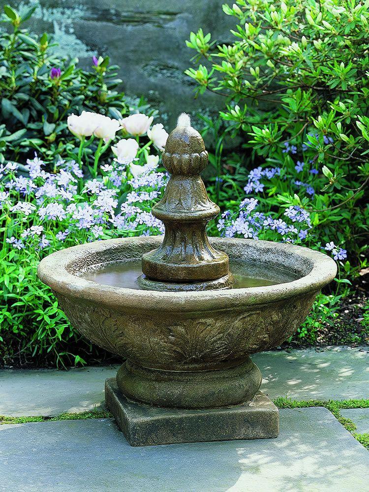 Charmant Garden Fountains