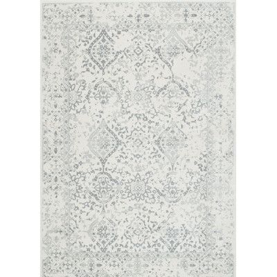 Found it at Wayfair - Vintage Mabelle Ivory Area Rug