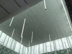 tectum-the noise control solution - interior ceiling panels