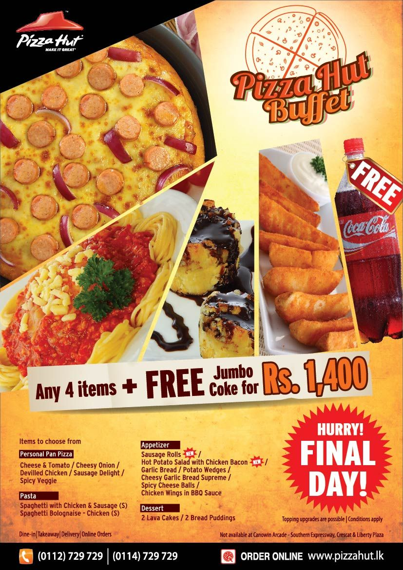 introducing calzone from pizza hut e mail advertising