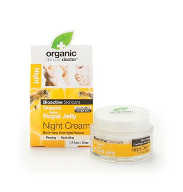 Organic Doctor Virgin Olive Oil Night Cream At Vitamin World Organic Doctor Night Creams Organic Skin Care