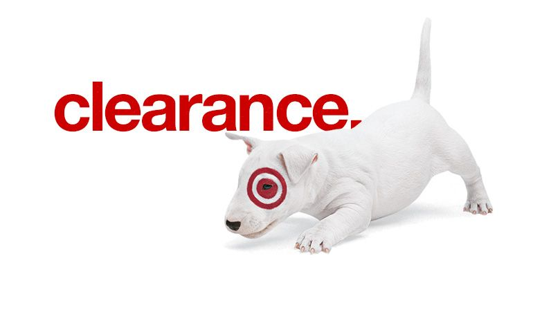 This Target doggie is sooo cute.