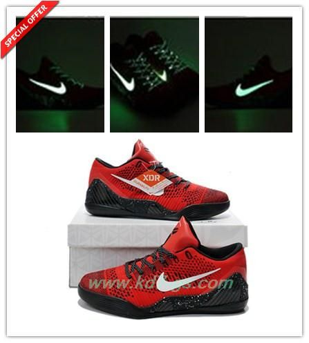 Nike Kobe 9 Elite Low University Red/Black 639045-600 Outlet Sale · Basketball  Shoes ...