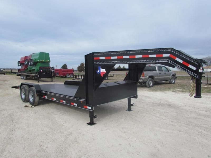 Best Gooseneck Car Hauler 83 X 20 2 7000Lb 2 Elec Brake Ez L*B* 6 C Channel Frame 16 Centers On 400 x 300
