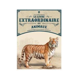Livre Le Livre Extraordinaire Des Animaux Products En 2019