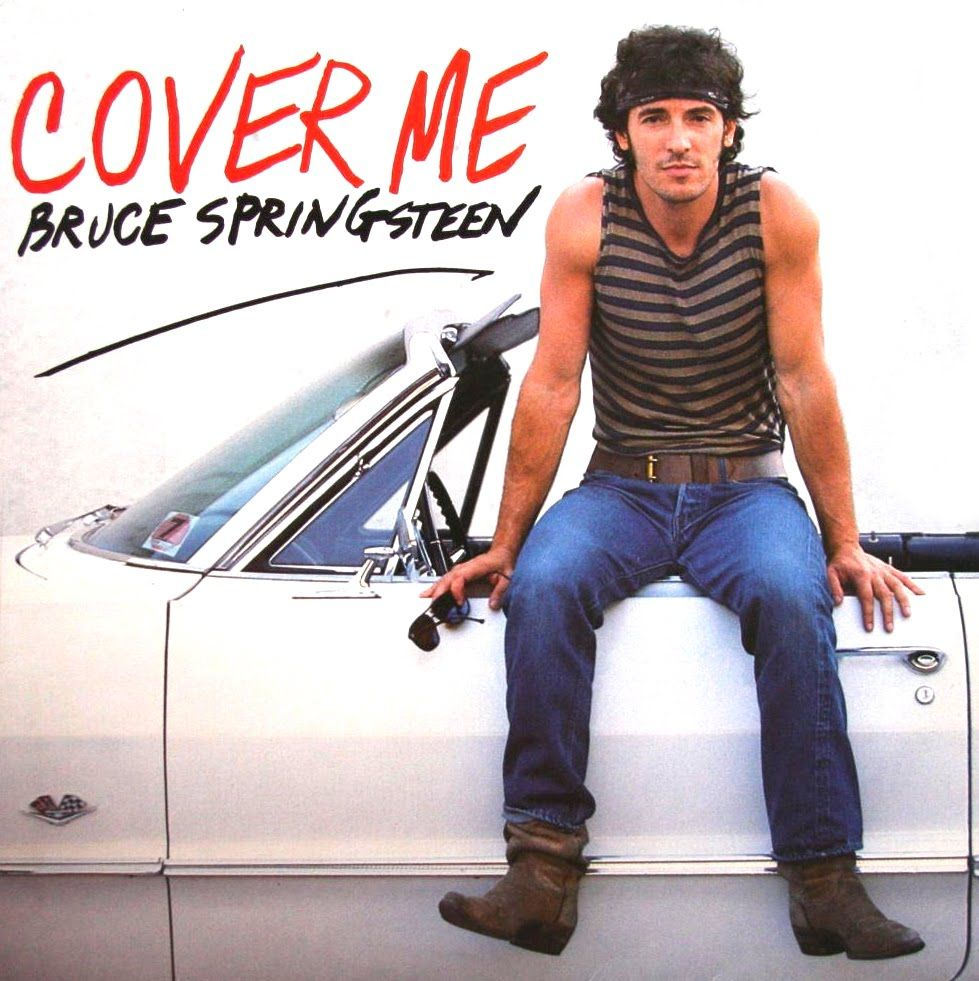 Bruce Springsteen. Denim. Stripes. Boots. (Hey, he wrote it for Donna Summer and had the good sense to record it himself. Landau made him keep it. I don't care what he wore. It was the '80s!)