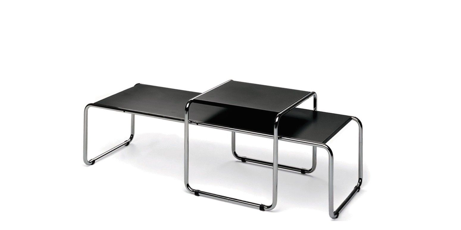 Mesas Laccio Por Marcel Breuer Siglo Xx Imprescindibles  # Muebles Bauhaus Caracteristicas