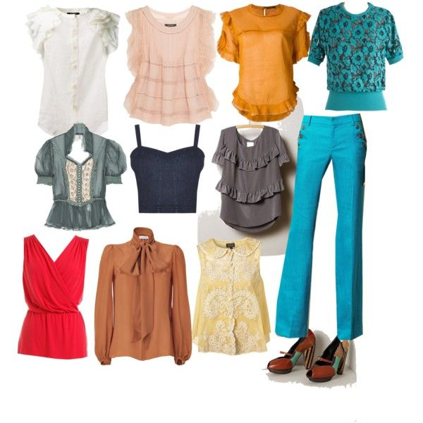 A fashion look from June 2014 featuring Isabel Marant, long sleeve shirts and pink blouse. Browse and shop related looks.
