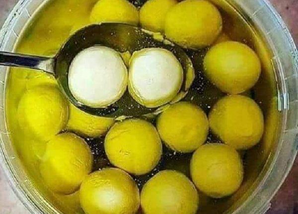 طريقة عمل كرات اللبنة السورية طريقة Fruit Food Plum