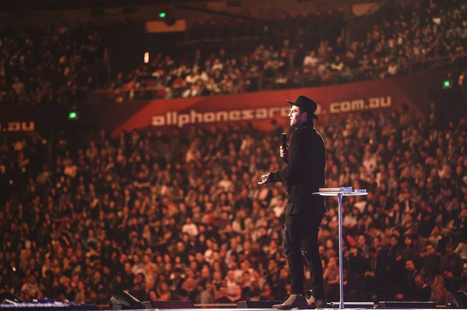 Terceiro e Quarto dia Hillsong Conference - Speak, We're Listening - e Young And Free Conference   Stefany