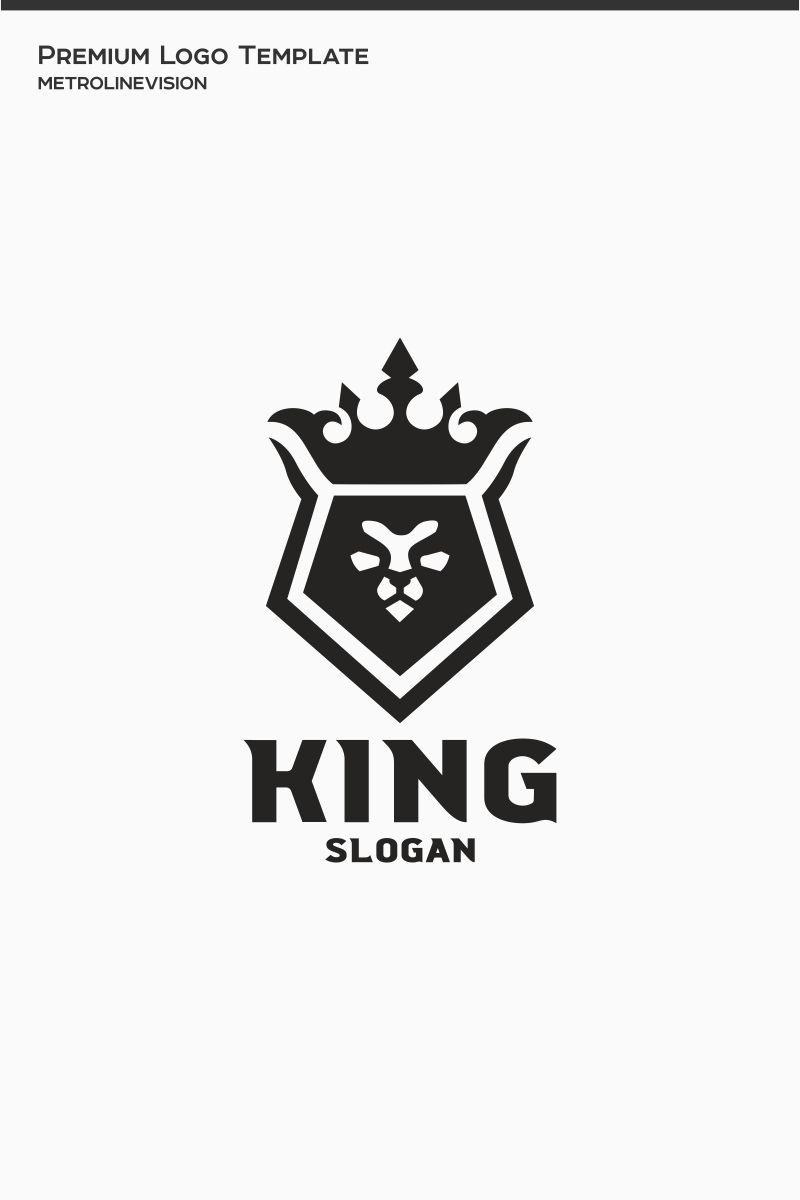 King Logo Template 77177 Logo Templates Logos King Logo