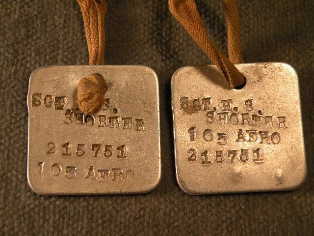 WW1 Dog Tag | Chai tea | World war one, Ww1 soldiers, War