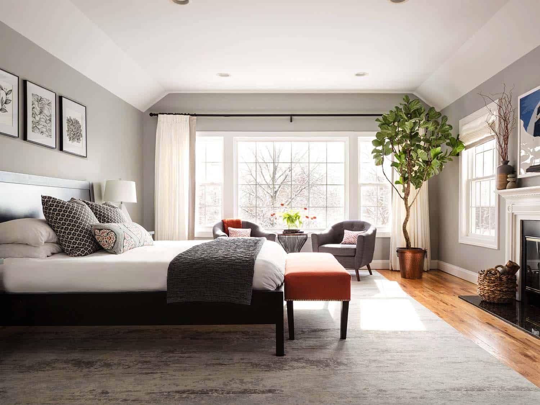 20 Serene And Elegant Master Bedroom Decorating Ideas In 2020