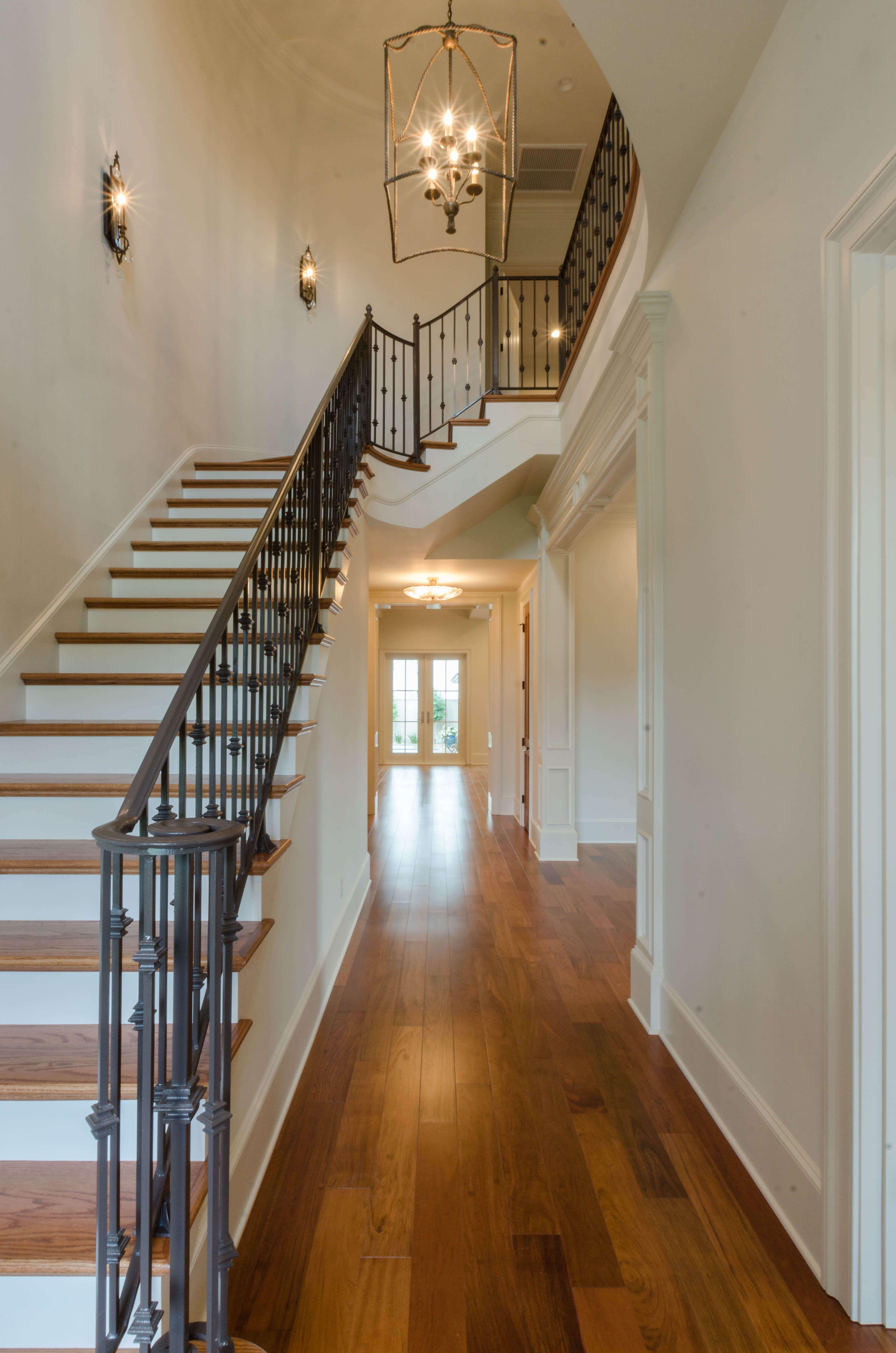 Best Stair Parts Oak Hemlock Maple Mahogany Iron Stairs 400 x 300