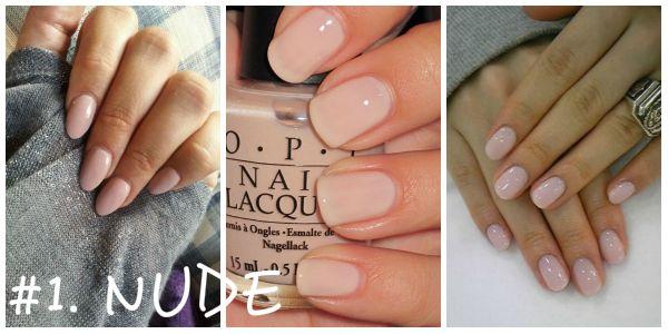 46 nail polish colors for spring summer nail polish colors