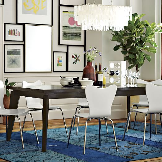 West Elm Dining Table Expandable