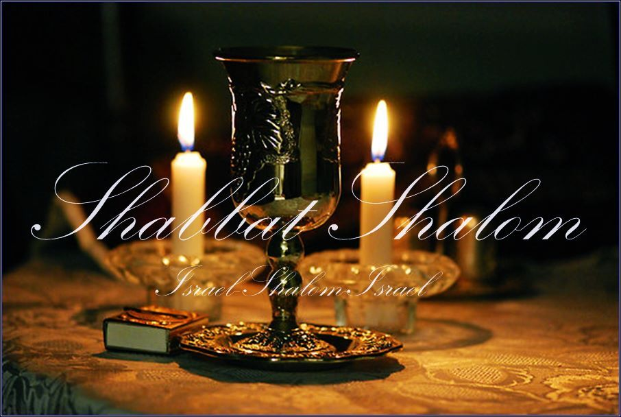 The light of Sabbath