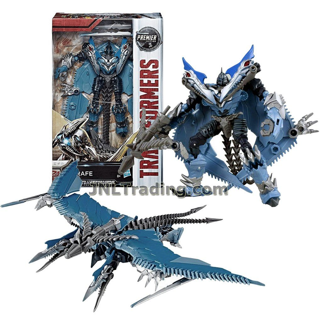 Strafe Transformers The Last Knight Premier