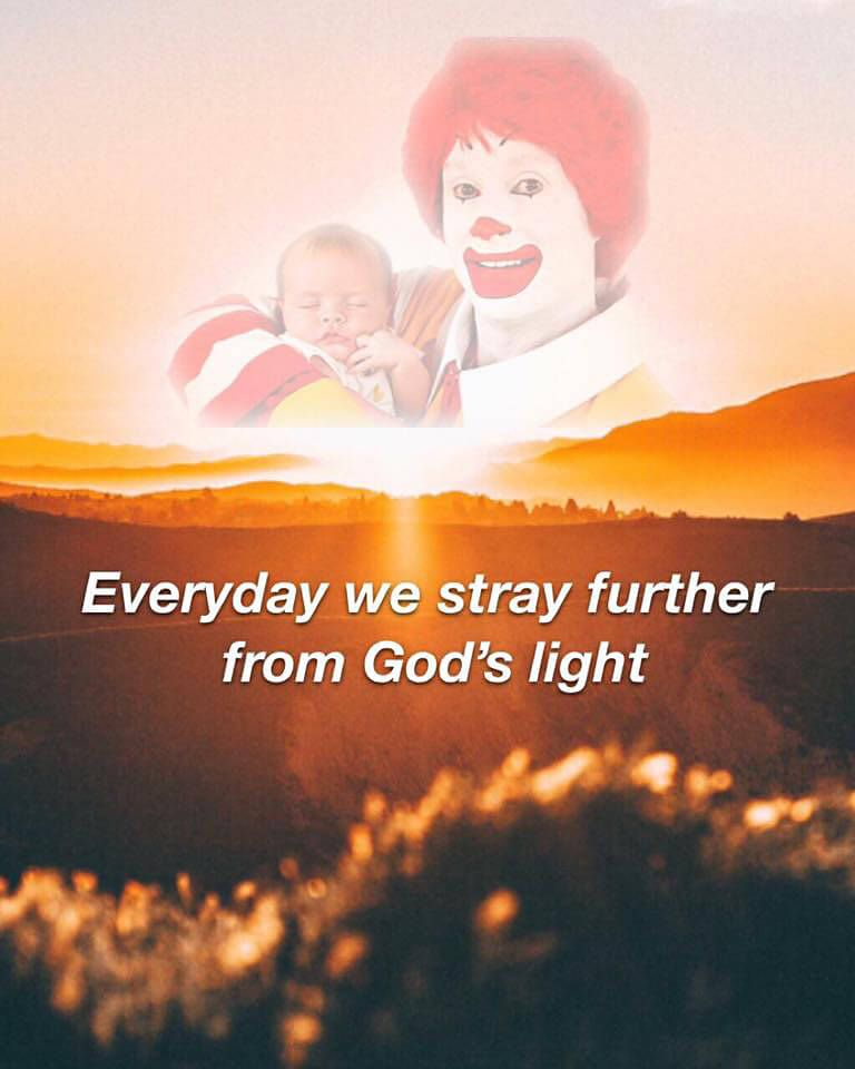 Everyday We Stray Further From God S Light Dark Memes Memes Light In The Dark Limit yourself to 5 posts per day. light dark memes