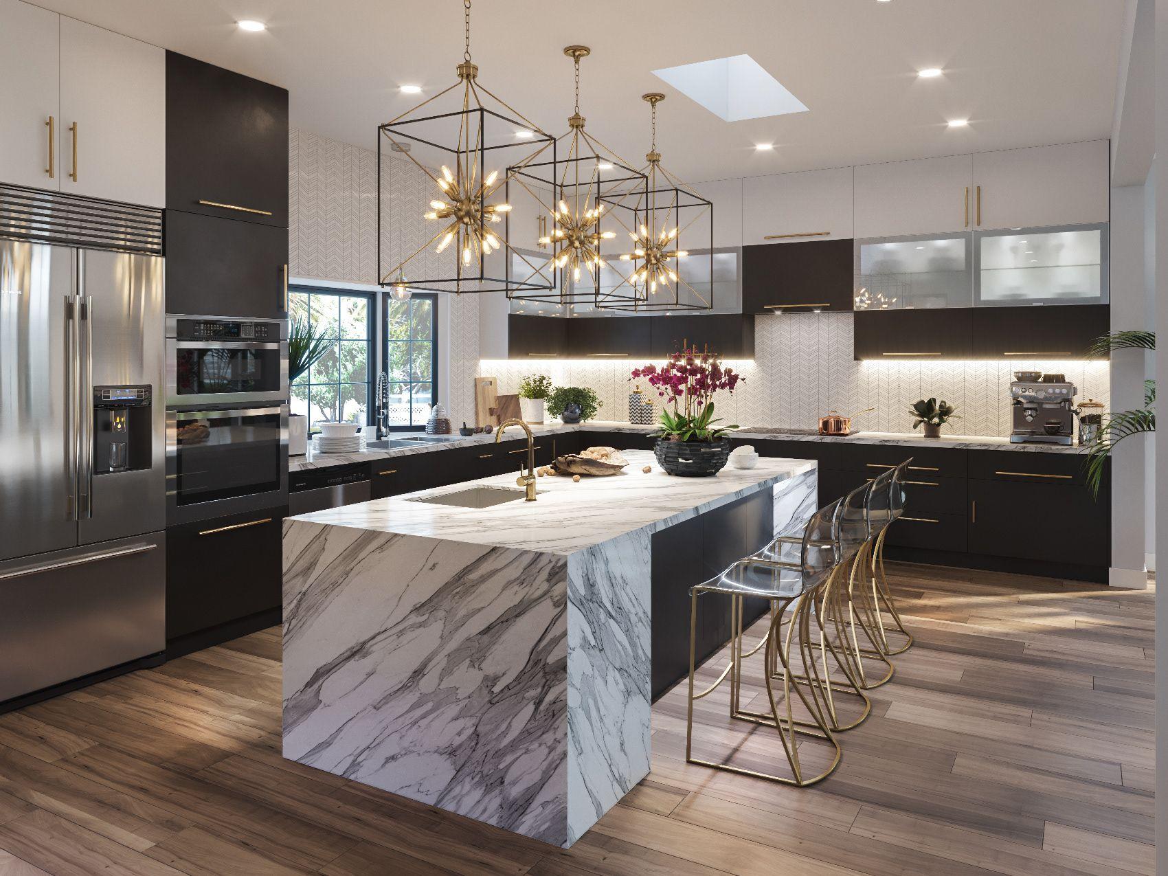 House In San Jose Ca On Behance Luxury Kitchen Design Kitchen Design Trends Dining Room Design