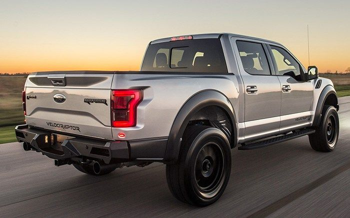 2019 Ford F 150 Raptor With 7 0l Dohc V8 Engine