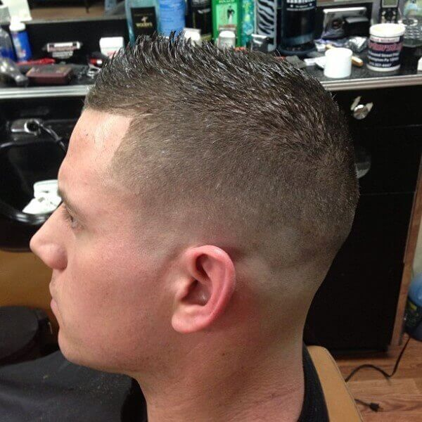 Amazing This Medium To High Fade Haircut By David Alexander Of American Short Hairstyles For Black Women Fulllsitofus